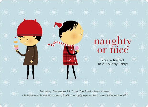 Naughty or Nice? - Main