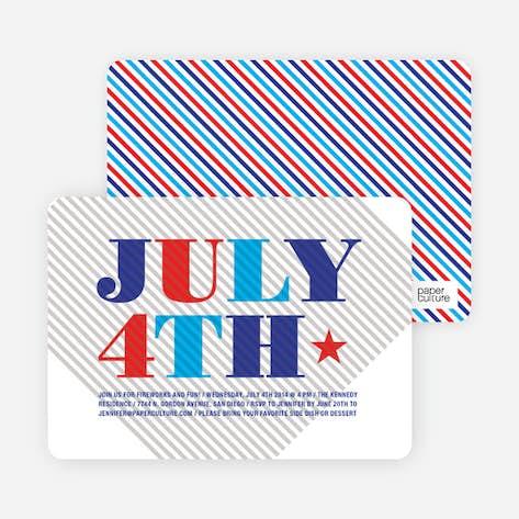 summer party invitations paper culture