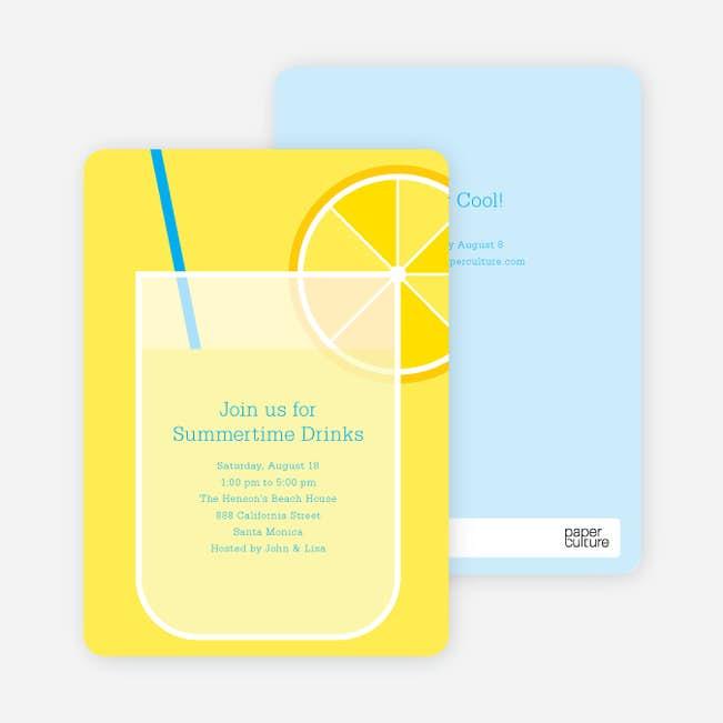 lemonade stand main