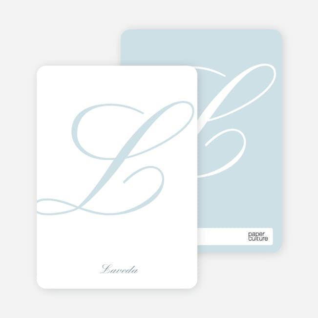 Elegant Letters