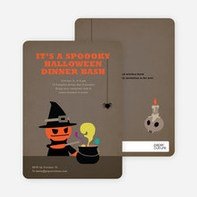 Halloween Party Invitations And Cards | Paper Culture