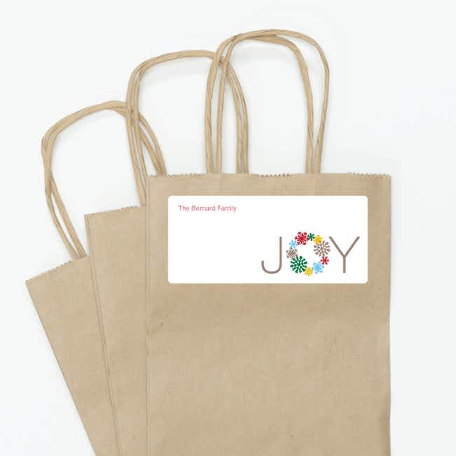 Joy Wreath - Multi