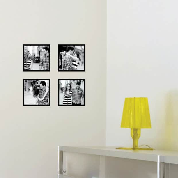 Mini Photo Squares - Wall Decal