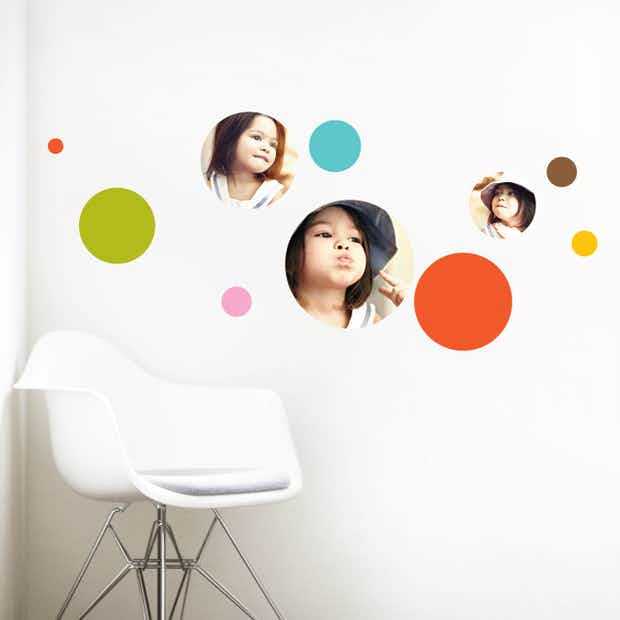 Bubble Up - Wall Decal
