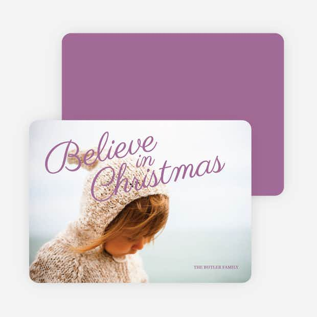 Believe in Christmas - Main