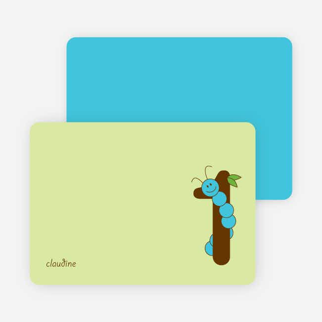 Note Cards: 'Moving from Crawling to Walking' cards. - Light Blue