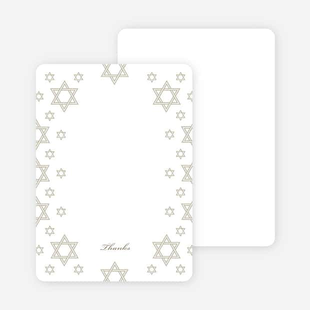 Star of David Border - Main