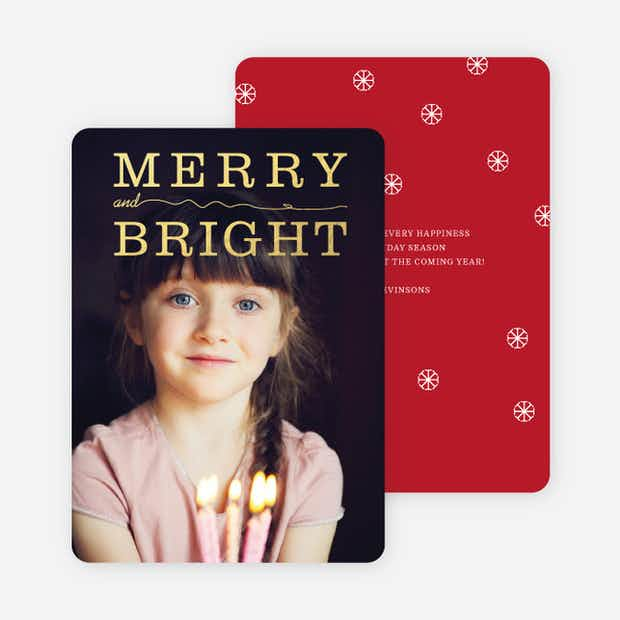 Snow Flurry Merry & Bright - Main