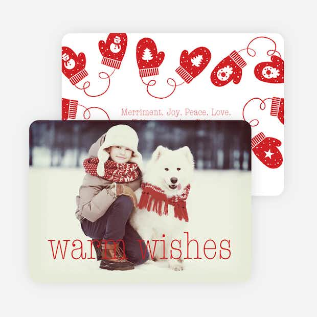 Mittens & Warm Wishes - Main