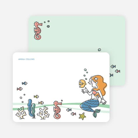c4395ca149696 Kids Personalized Stationery And Note Cards | Paper Culture