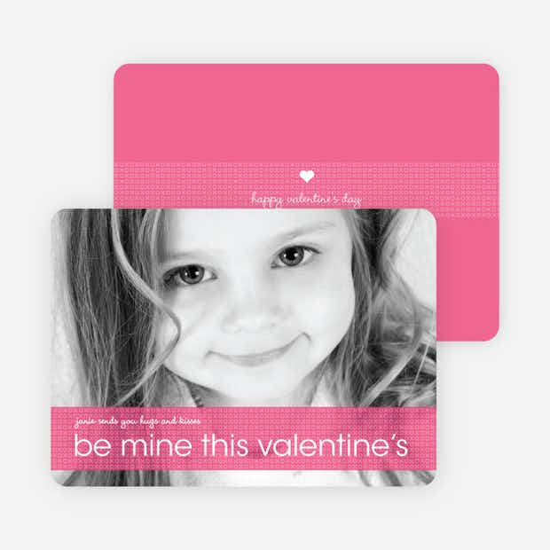 Be Mine This Valentine's - Main