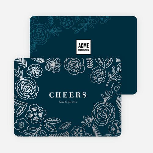 Business cards paper culture categories business and corporate holiday cards colourmoves