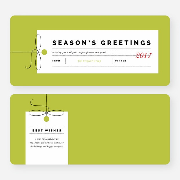 Seasons greeting corporate holiday cards paper culture m4hsunfo Gallery