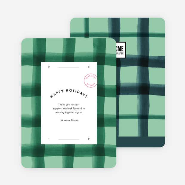 Plaid Perfection - Main