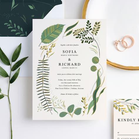 Wedding Invitation Design.Wedding Invitation Suites Paper Culture