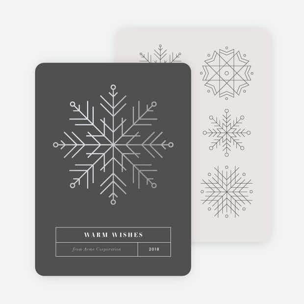 Snowflake Collection - Main