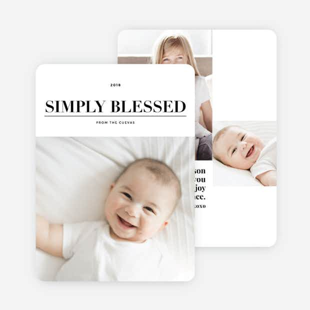 Simply Blessed - Main