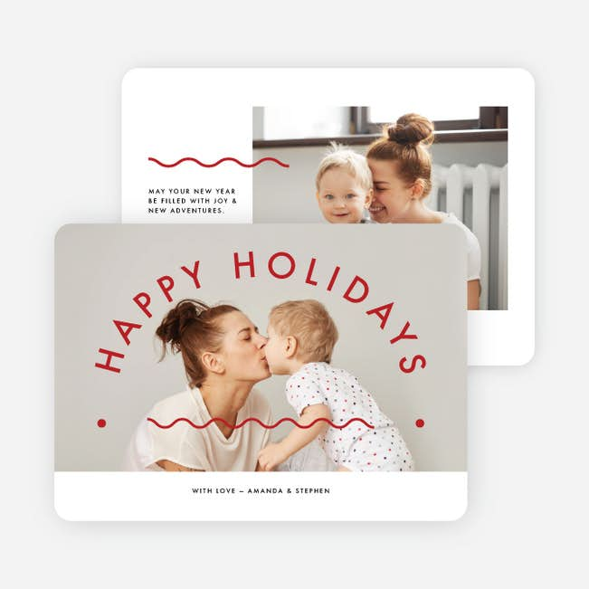 Hy Arc Holiday Cards Paper Culture