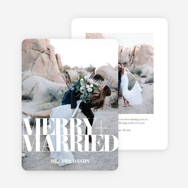 Married & Merry - Main