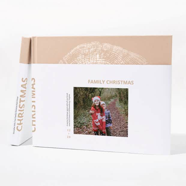 Holiday Photo Book: Rectangle - Main