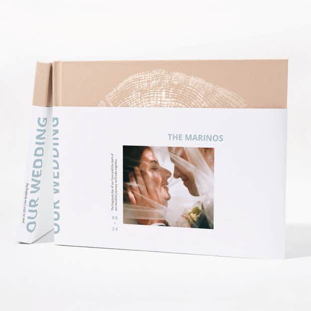 Wedding Photo Book: Rectangle - Main
