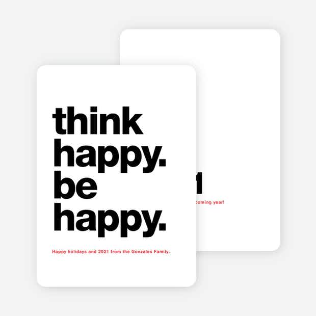 Be Happy - Main