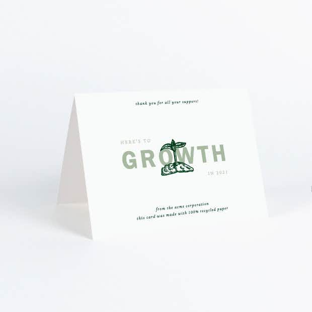 Here's to Growth - Main