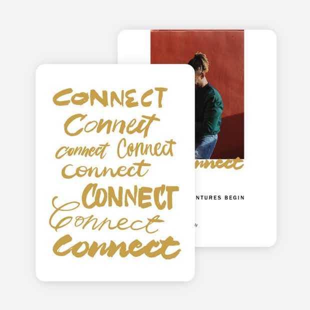 Stay Connected - Main